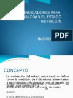 nutrición y desarrollo