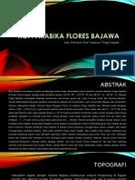 Presentasi Kopi Arabika Flores Bajawa