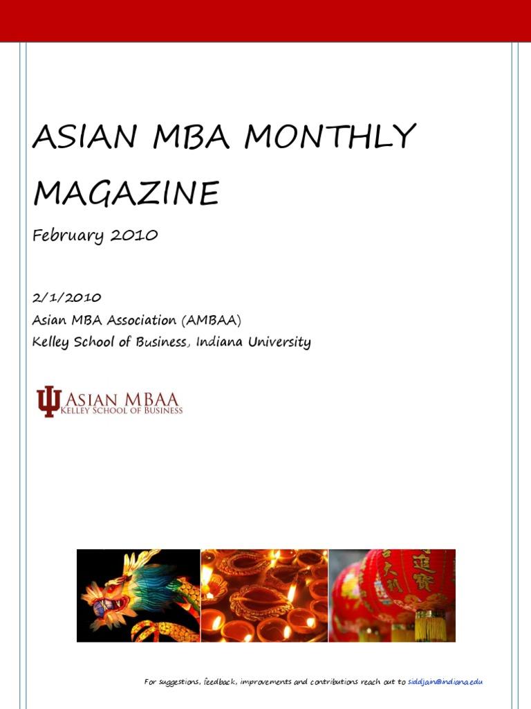 Asian mba association