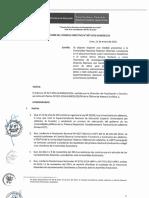 Resolución de la Sunedu sobre Universidad Villarreal