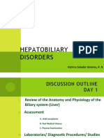 Hepatobiliary Disorders 1
