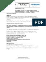Analisis Seguro de Trabajo - Ast - Vdlh