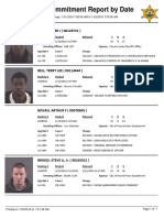Peoria County booking sheet 01/22/16