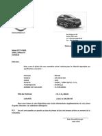 Proforma BUS NV350 2015 Yvan Salomon