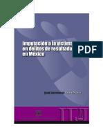 IMPUTACION DE LA VICTIMA EN DELITOS DE RESULTADO EN MEXICO.pdf