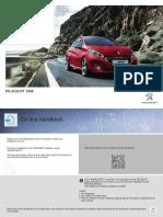 Full Manual Peugeot 208