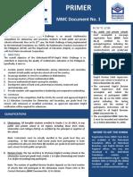 Document 1 MMC 2016_Primer