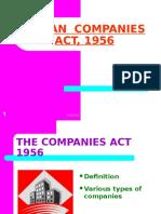 Company Act Ppt