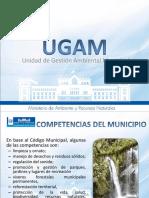Presentación UGAM Ing. Luis Leon1