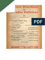 Barbacena, A Família, A Política e Uma Hipótese