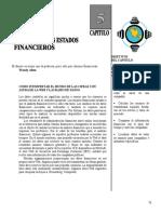 Capitulo 5 Análisis de Los Est. Financieros