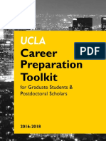 UCLA-Career Preparation Toolkit