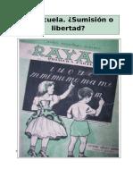 Escuela Democrática