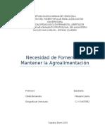 fomentar y mantener la agroalimentacion.docx