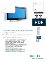 LCD Phillips 26pf5320 10 Pss Por