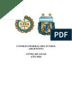 Censo de Ligas