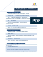 Formulario Prácticas 2016 USM