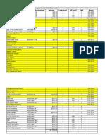 Copy of Program Book Advertisement List