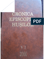 Costin Clit, Corespondența dintre Nicolae Iorga și autoritățile hușene cu privire la locul nașterii lui Alexandru Ioan Cuza.PDF