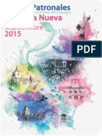 Revista Fiestas Sevilla La Nueva 2015 Baja