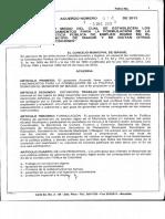 Acuerdo_014 2013 Lineamientos para Empleo Digno