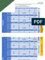 Calendario de Actividades LabQG1 1S2016