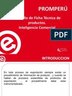 Ficha Técnica de Productos