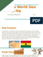 villalobos alan africa world geo wrap-up