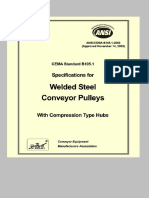 CEMA B105.1 Welded Steel Conveyor Pulleys_Parte1