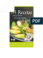 Orzola Mariano - 84 Recetas Para Preparar Cremas Heladas Y Postres Frios
