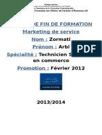 PFF Arbi zormati Banque de Tunisie.docx