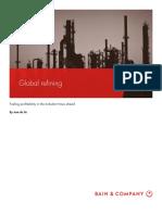 BAIN BRIEF Global Refining
