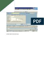 Free Sap Tutorial on Invoice Verification
