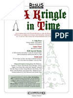 Kirngle All the Way - Risus Christmas Adventure