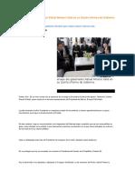 15-01-2016 Puebla Noticias - Mensaje Del Gobernador Rafael Moreno Valle en Su Quinto Informe de Gobierno