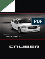 2011 Caliber UG 2nd
