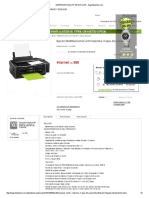 Impresora Multif Epson l210