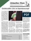 3. Greifswalder Bote 2008