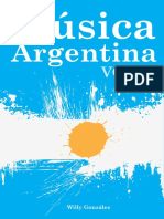 Musica Argentina Vol.01 (demo) - por Willy Gonzalez