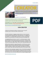 VENI CREATOR PDO268 FO von Stefan Kosiewski ZECh Gotteslob 257 CANTO DCLXVI 20160122 Magazyn Europejski SOWA