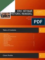 Eric Neymar Historic Remodel