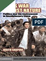 Mao's War on Nature