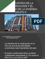 La Industria de La Contruccion y El Mercado(Trabajo Grupal)