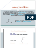 Acidos Carboxilicos