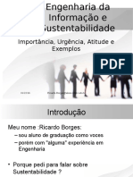Engenharia Da Informação e Sustentabilidade 4 short version