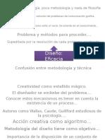 Metodologías de diseño gráfico