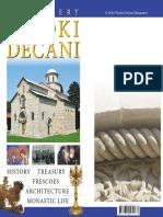 Dečani Monastery - English