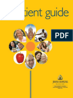 Johns Hopkins Patient Guide Final 2009