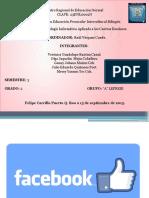 Manual de la herramienta digital Facebook