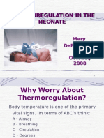 Thermo Regulation